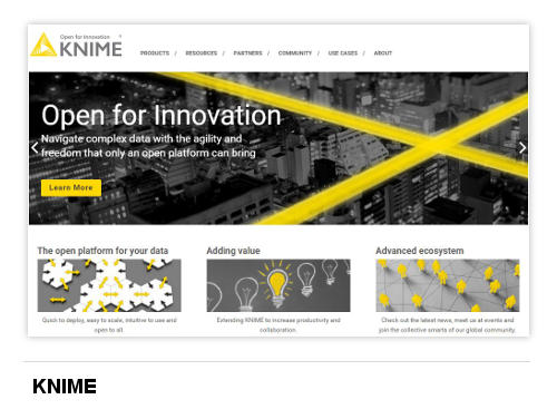 Image of KNIME