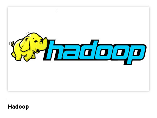 Image of Hadoop