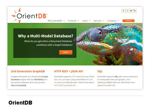 Image of OrientDB