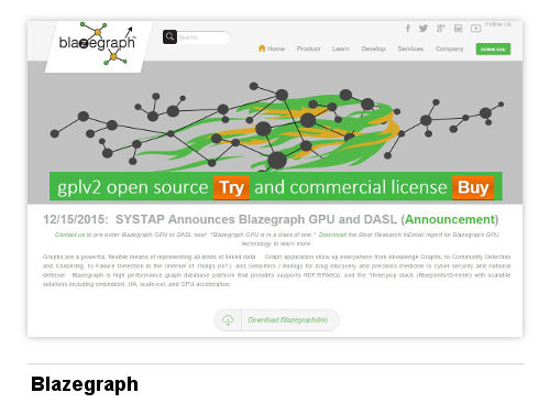 Image of Blazegraph