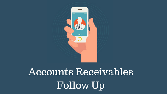 Image for accounts receivable follow ups