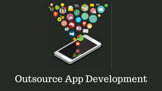 Mobile app development image