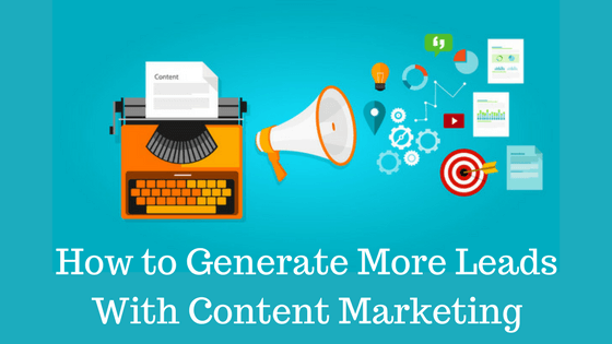 lead generation content marketing