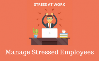 employee stress level management