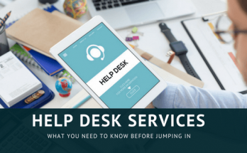 image for help desk support services