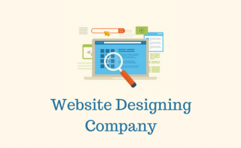 image for website designing company