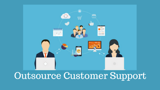 outsourced support services