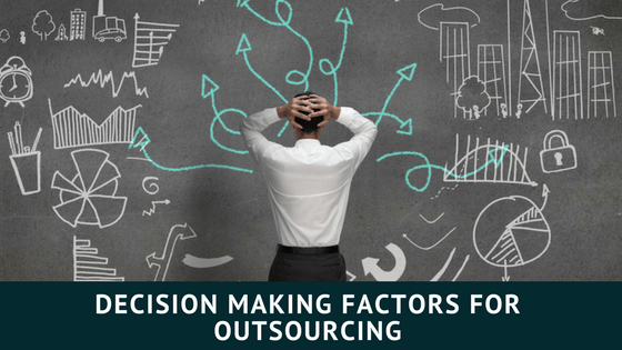 Technology Management Image: 10 Important Factors For Making A Decision On Outsourcing